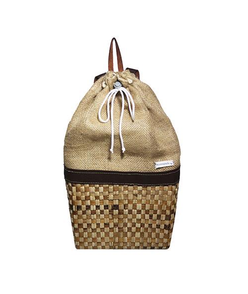 mochila cuadrada